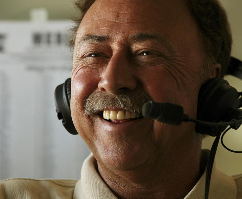 Jerry Remy has called Red Sox games for NESN since 1988.