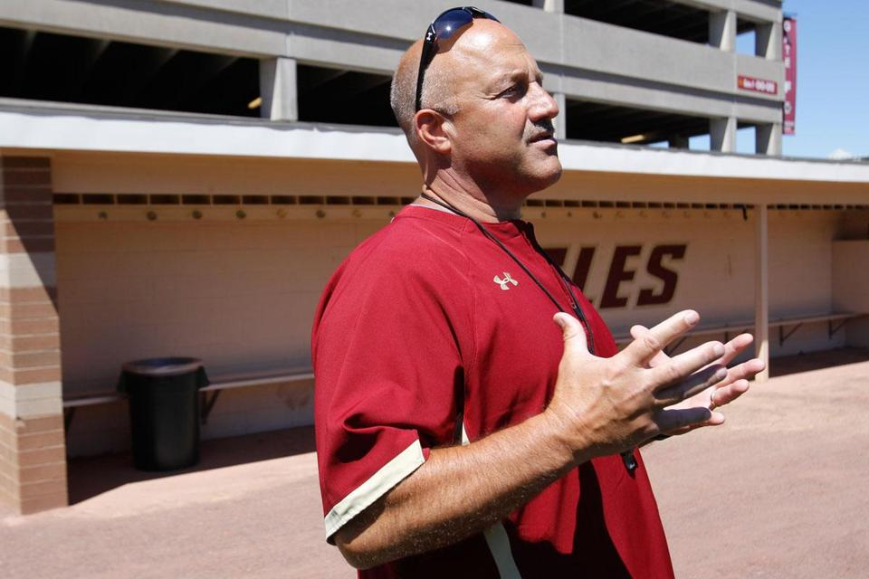 """I wanted to develop the depth today,'' BC football coach Steve Addazio said on Saturday."