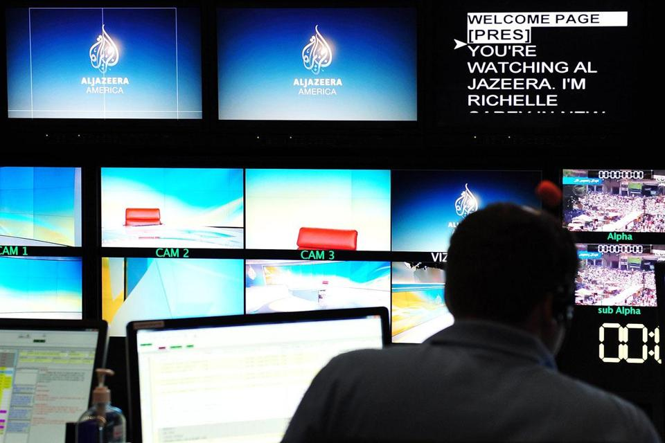 Al Jazeera America has established headquarters in New York City.