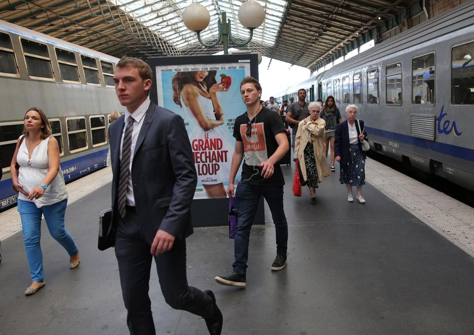 SNCF, Keolis's parent company, has been criticized for late arrivals and delays on the Greater Paris commuter rail.