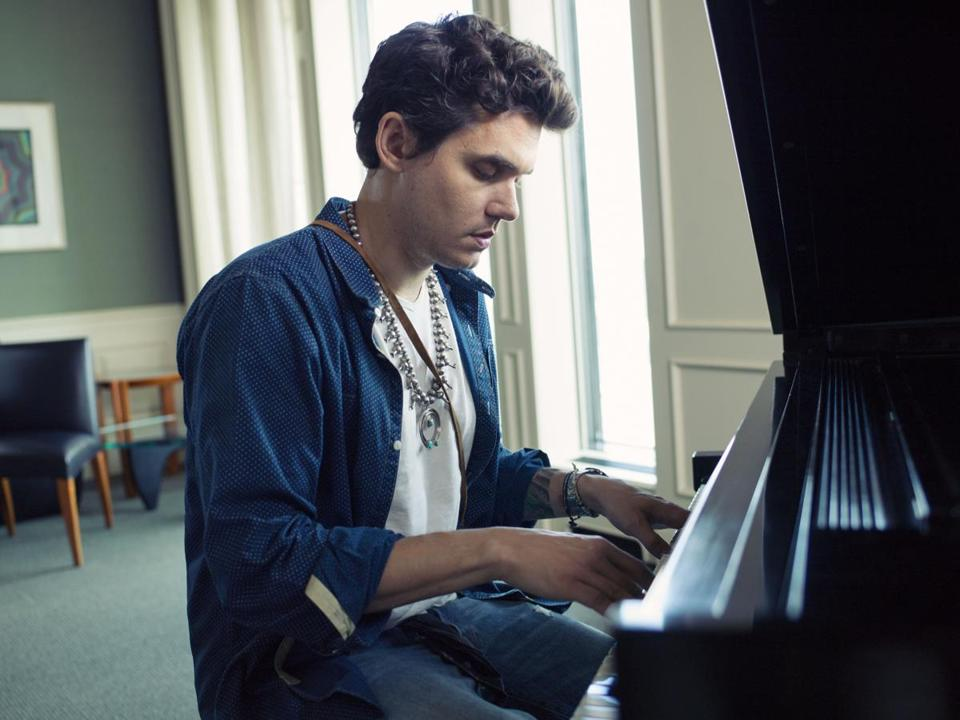 ''My pulse beats a whole different way now,'' says John Mayer.