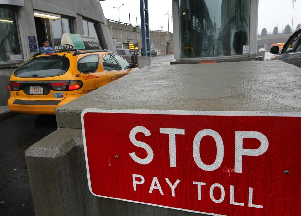 The state's toll roads saw 712,961 toll transactions on Oct. 11, the Friday leading into the Columbus Day weekend.