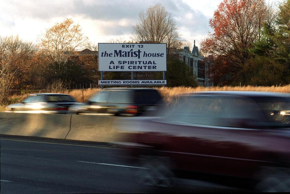 Walden Behavioral Care has signed a sales agreement on the Marist property in Framingham, visible from the Mass. Pike.