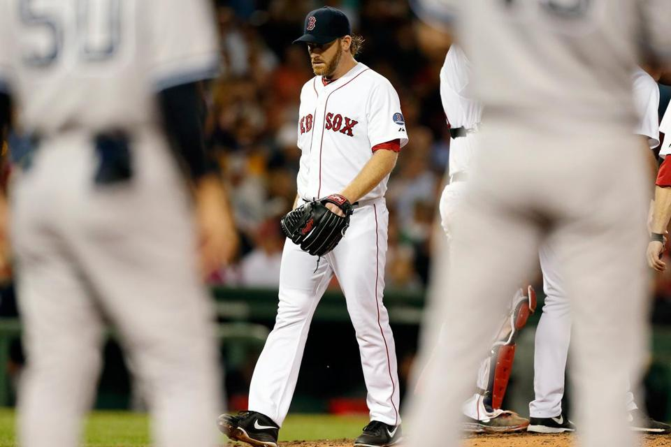 Ryan Dempster could return Tuesday at Fenway Park against the Orioles.