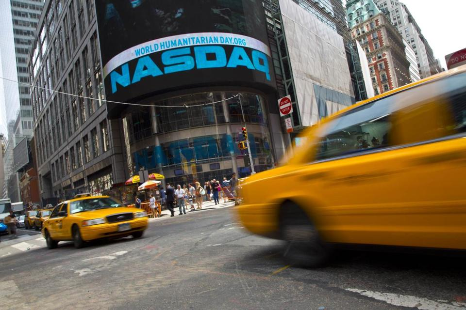 Activity at the Nasdaq stock exchange returned to normal on Friday.