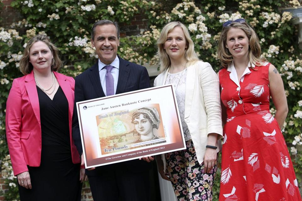 Outspoken Stella Creasy (second from right) has sparked hope in Britain's Labor Party that it can return to power.