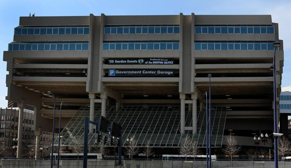 The developer wants to demolish the Government Center Garage after completing construction of a residential building that will be part of a new complex.