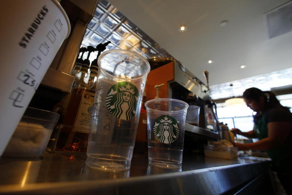 Starbucks will replace the Kind and Peeled products it currently offers with its own snack bars, fruit pouches, and yogurt.