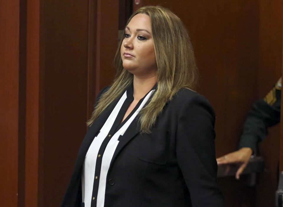 Shellie Zimmerman wrote an apology letter as part of her plea deal.