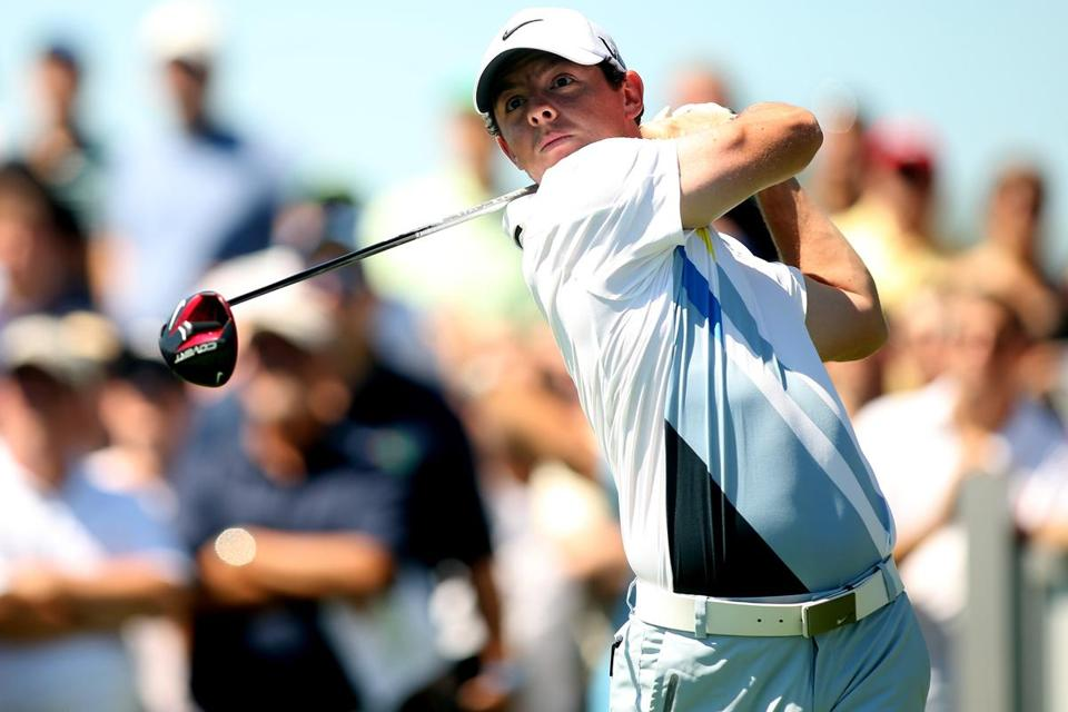 Rory McIlroy's 2013 season has been a struggle.