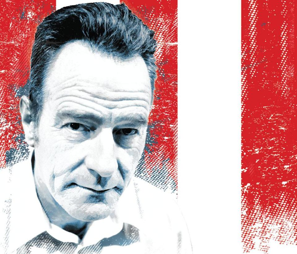 """Expectations are there for sure, and these are all things Lyndon was feeling in the White House."" said Bryan Cranston."