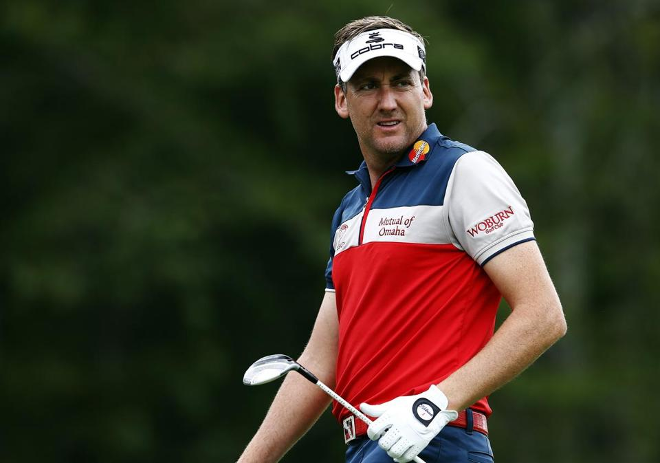 Ian Poulter, not a big fan of shouters, says Tazering may be an appropriate solution.