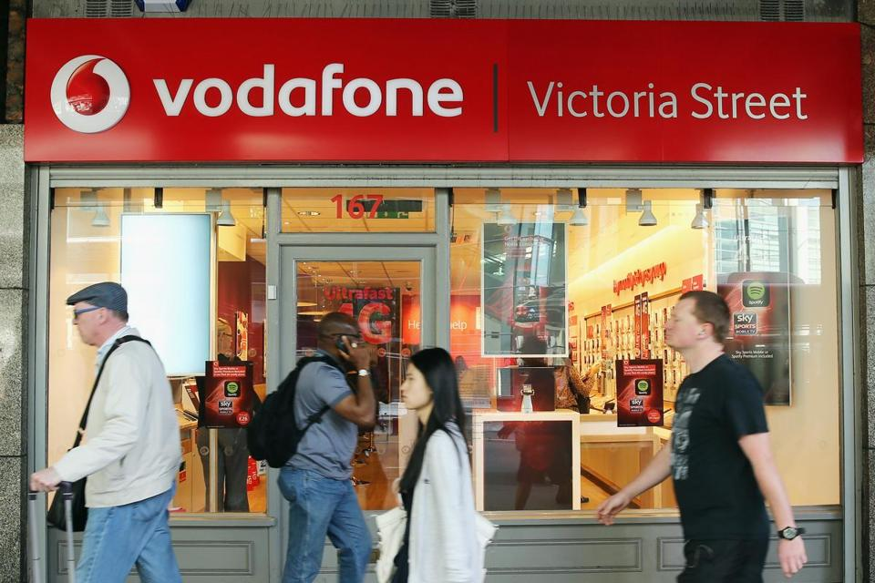 The $130 billion transaction turns Vodaphone's 45 percent stake in Verizon Wireless over to Verizon, while giving Vodaphone cash to improve its networks and explore acquisitions.