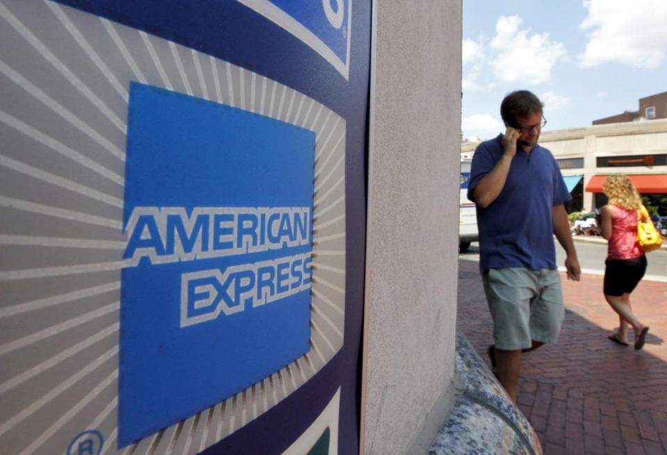American Express again ranked first in J.D. Power's annual survey.