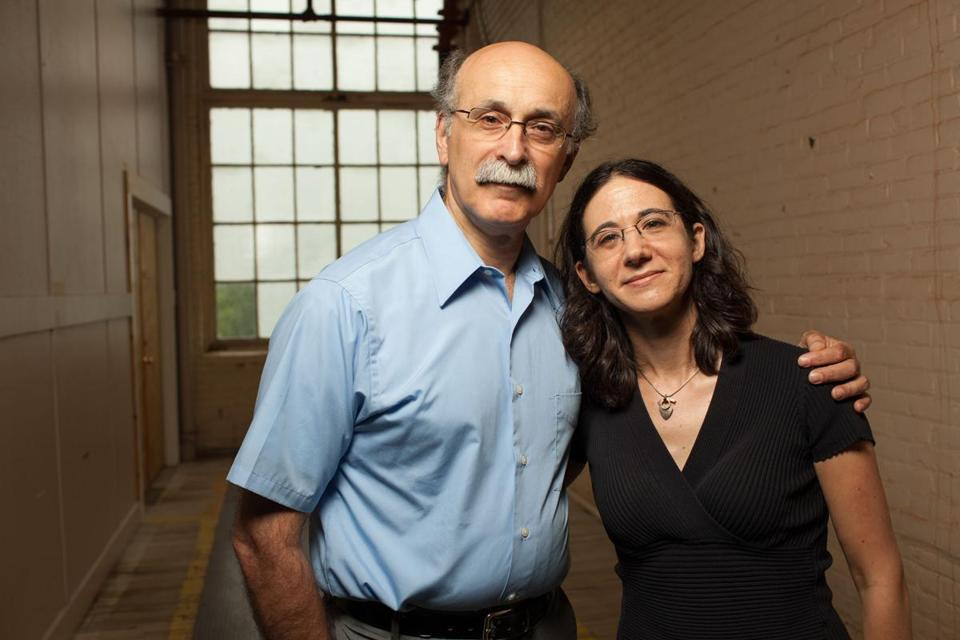 Robert and Jen Meeropol are the son and granddaughter of Ethel and Julius Rosenberg.