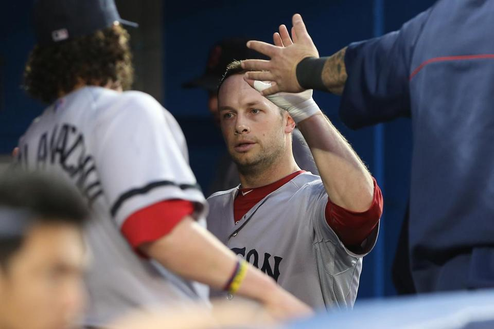 Selectivity is a large part of the reason why Daniel Nava is fifth in on-base percentage in the American League.