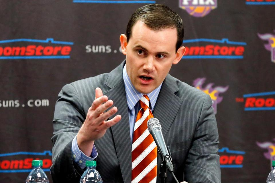 In four short months, Ryan McDonough has completely restructured the Suns.