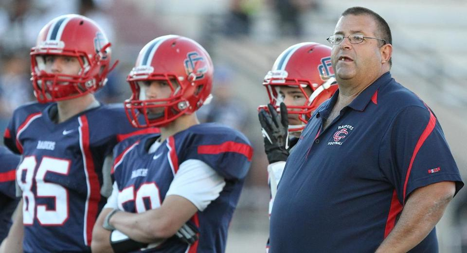 Chuck Adamopoulos returns for his 18th season as head coach at Central Catholic, which won the Division 1 title last season.