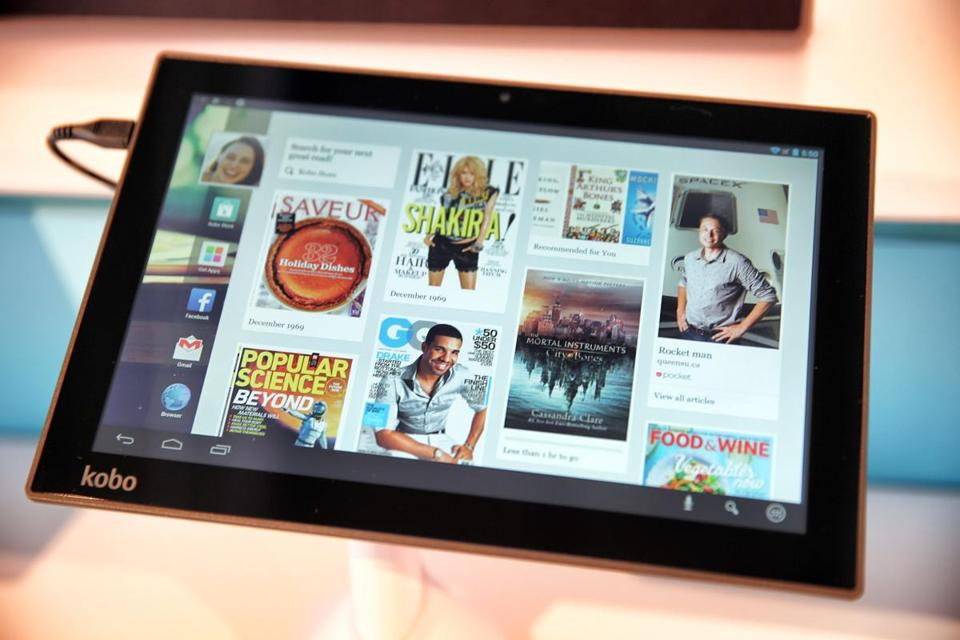 Kobo plans new Arc HD tablets in two sizes that it hopes addresses the needs of readers with a mode designed to minimize battery use while reading.