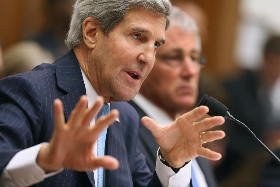 Secretary of State John F. Kerry's proposal this week reflected deeper discussions with Russia that took place over the past year.