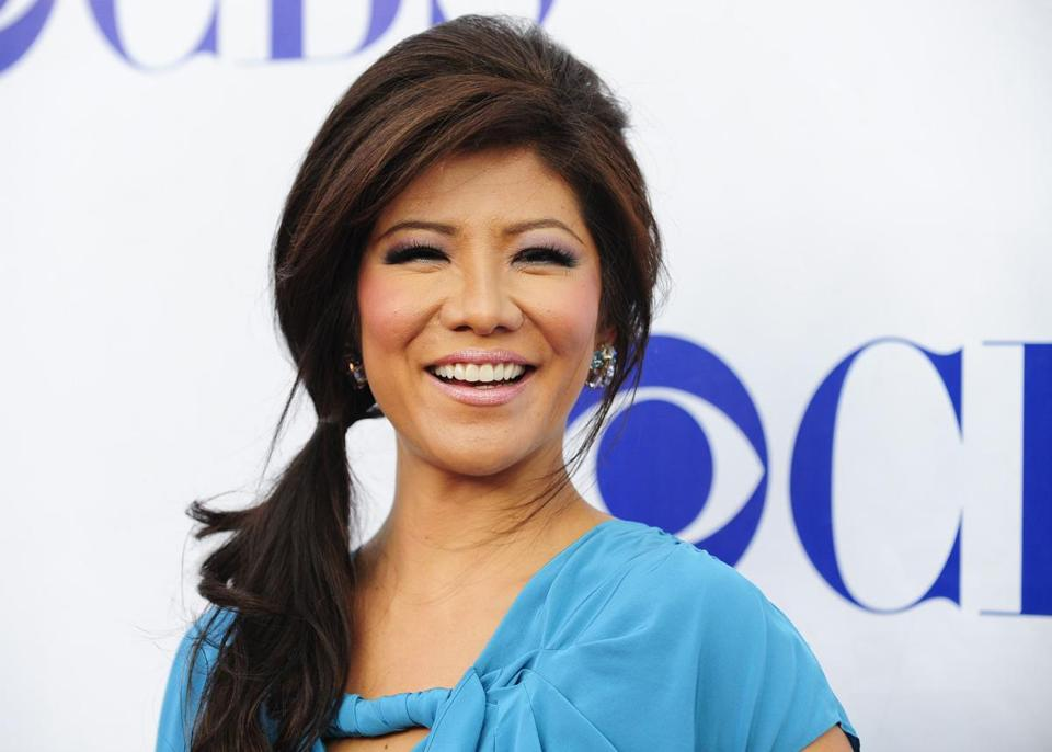 'The Talk' cohost Julie Chen