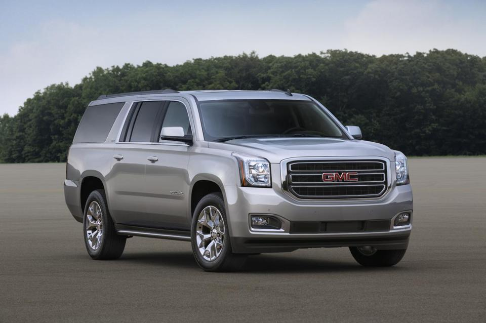 General Motors, which sells the most truck-based SUVs, unveiled the 2015 GMC Yukon Thursday. The vehicle will have redesigned engines, transmissions, and suspensions.