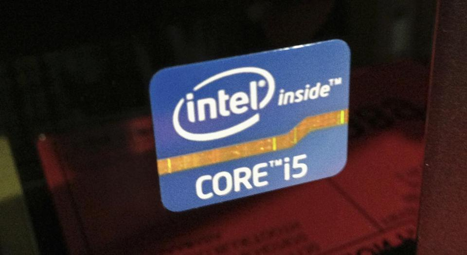 The Hudson plant does not produce Intel's lucrative Core chip.