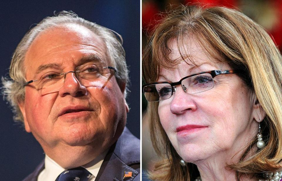 Lawmakers Robert DeLeo and Therese Murray agree repeal needed.