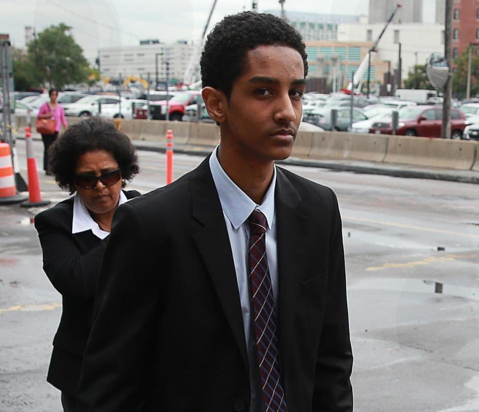 Robel Phillipos is one of three friends of alleged Marathon bomber Dzokhar Tsarnaev who is accused of impeding the investigation into the attacks.