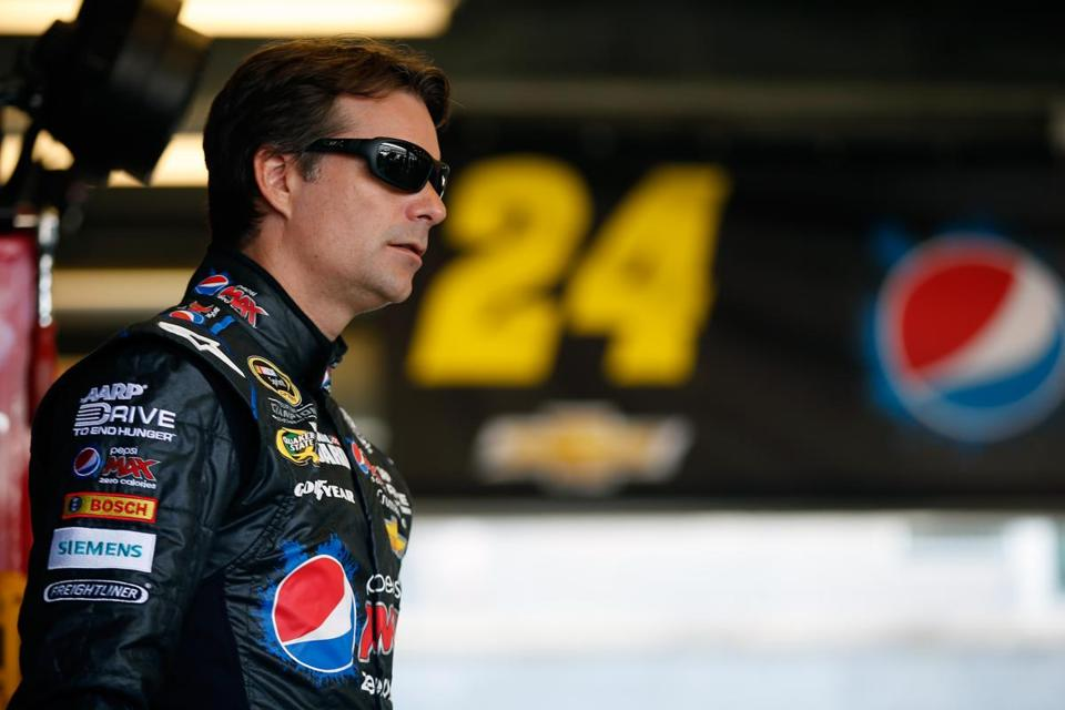 """More than anything, it's just the right thing to do,'' chairman Brian France said of adding Jeff Gordon."