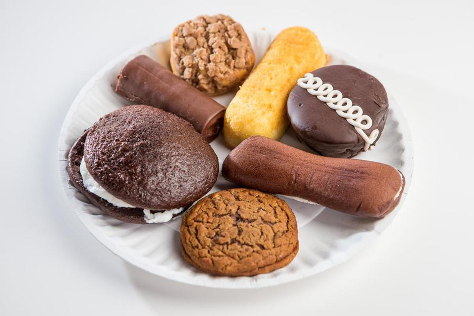 Snack tasting results The Boston Globe