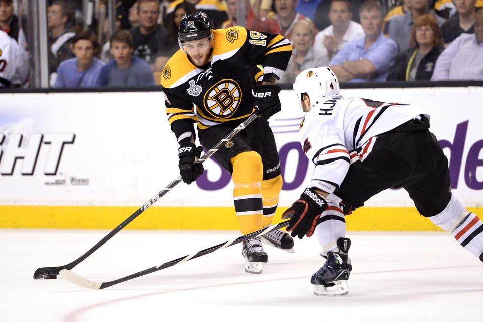 Maybe Tyler Seguin lost some of his motivation by scoring a premature  payday with the Bruins 8234d3b04