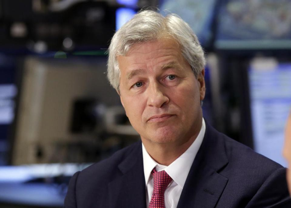 "Jamie Dimon said the bank will aim for ""more open and transparent"" contact with bank examiners and federal agencies."