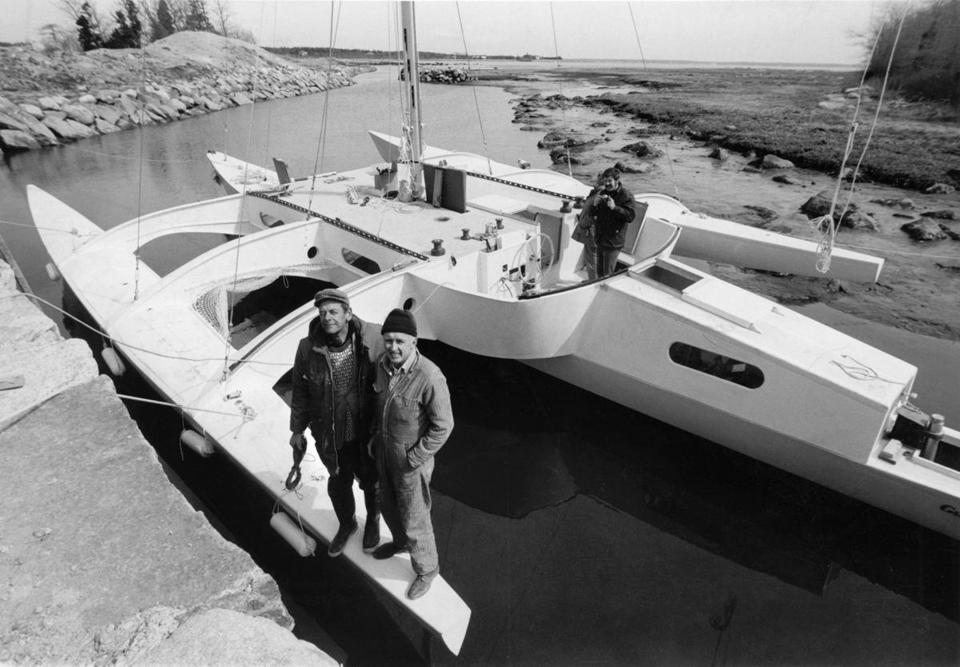 Dick Newick, 87; was sailboat design visionary