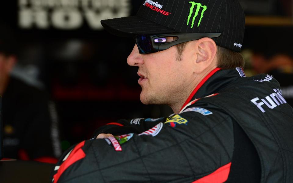 Kurt Busch, driving for an underdog team, is one of 13 drivers in NASCAR's Chase to the Sprint Cup.