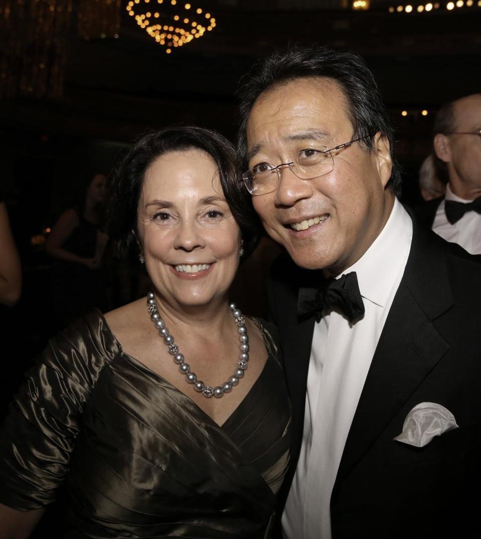 Who is Yo-Yo Ma's wife Jill Hornor? Bio: Age, Kids, Family