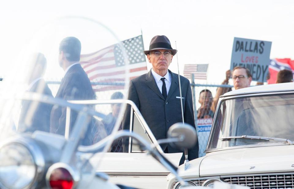 Billy Bob Thornton plays the head of the Secret Service in Dallas on the day of President Kennedy's assassination.
