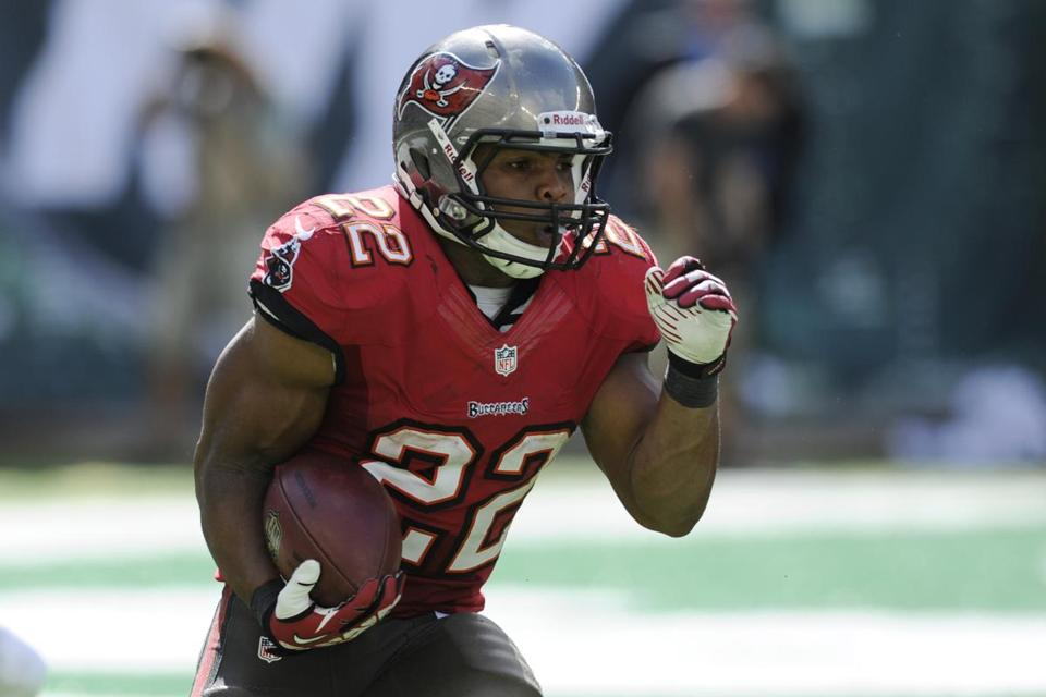 Doug Martin is No. 2 in the league in rushing, building on an impressive rookie season.