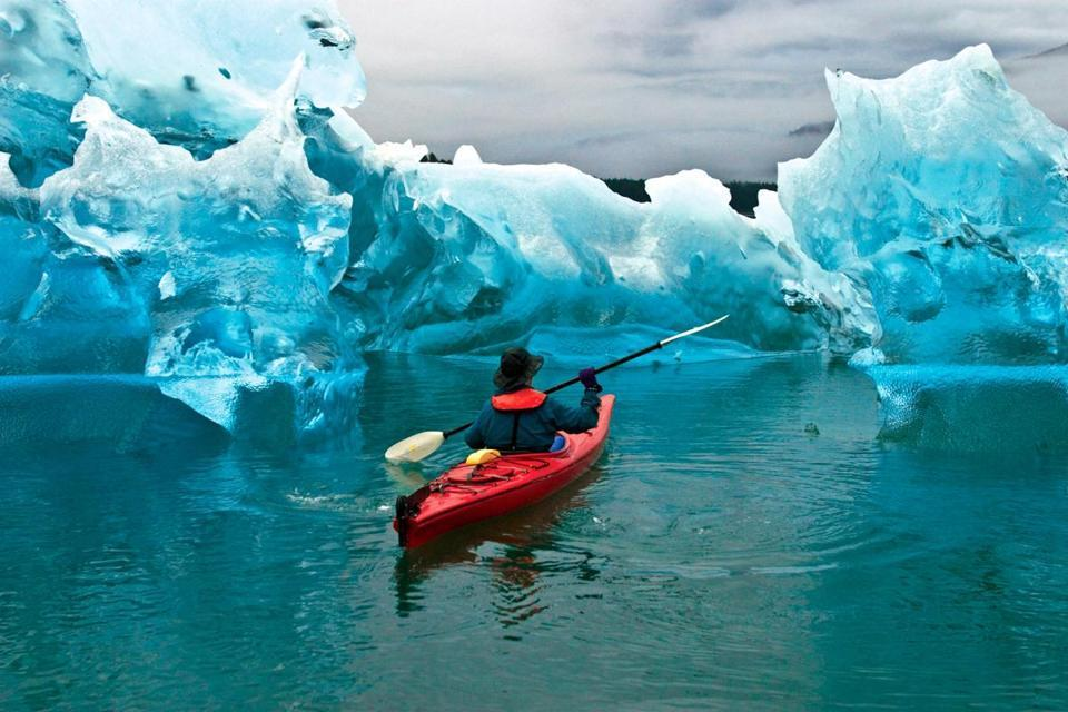 Lindblad Expeditions offers active tours in Alaska.