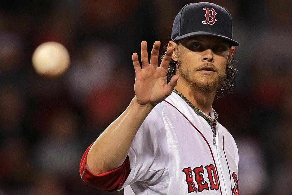 Clay Buchholz threw the most pitches he has since his comeback (106) without pain or issue.
