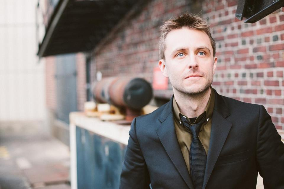 """I like the crafting-the-joke process,"" says comedian Chris Hardwick, about his stand-up act, one of the many ""jobs"" he has."