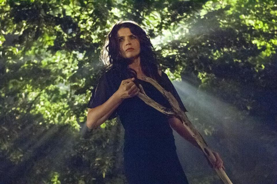 "Julia Ormond stars in Lifetime's ""Witches of East End."""