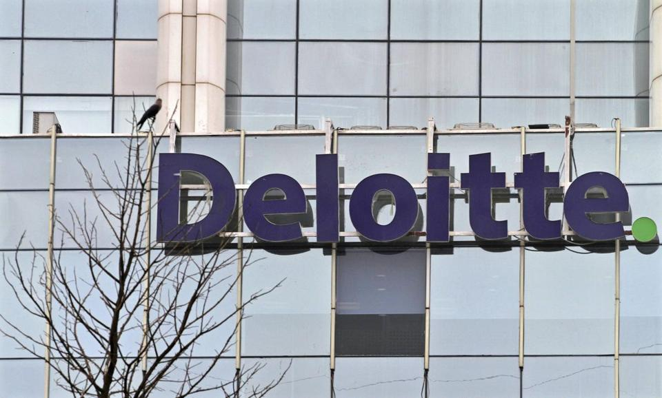 The state's Department of Revenue fired Deloitte, the firm tied to snarls at the Labor Department, as defects became obvious.