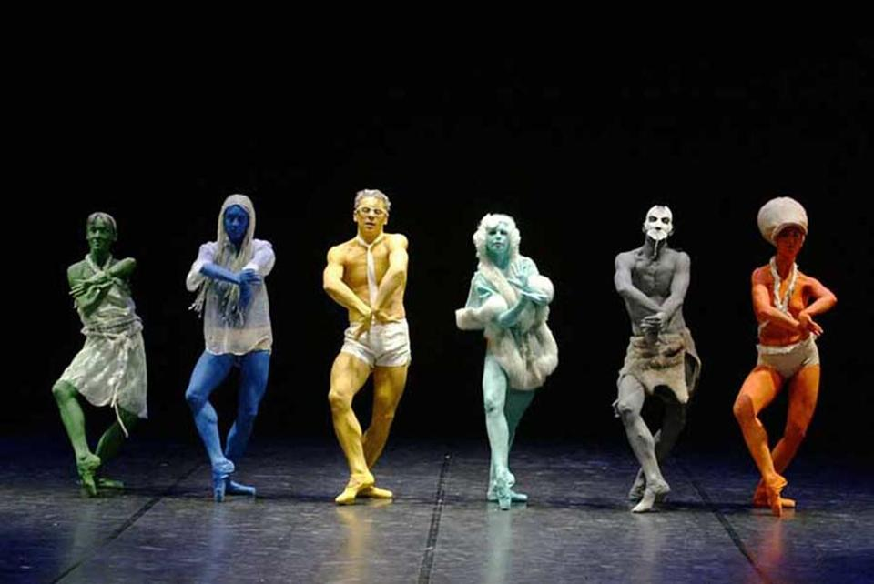 "Karole Armitage brings her work ""Rave"" (pictured) to her troupe's ICA program."
