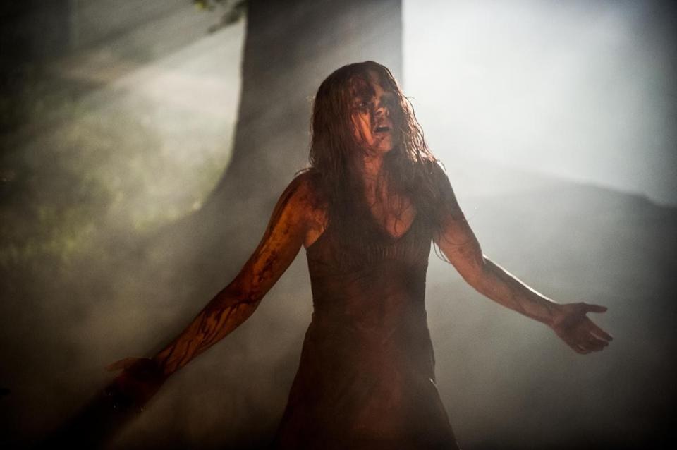 "Chloe Moretz stars in ""Carrie,"" directed by Kimberly Peirce."