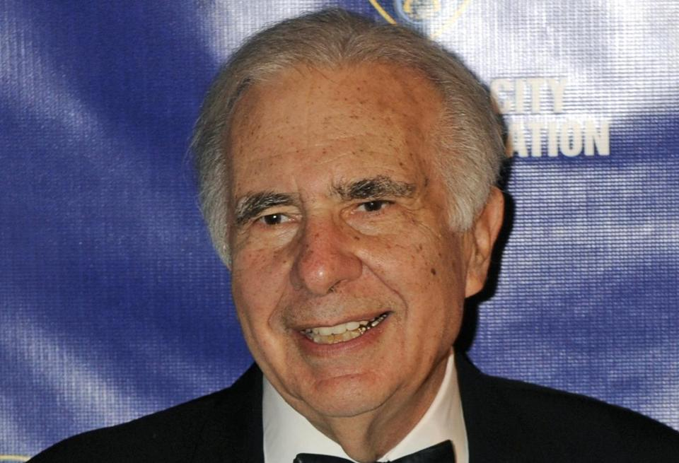 Carl Icahn has acquired 16.7 percent of Nuance and will place his son and  a senior analyst at his investment firm on the board.