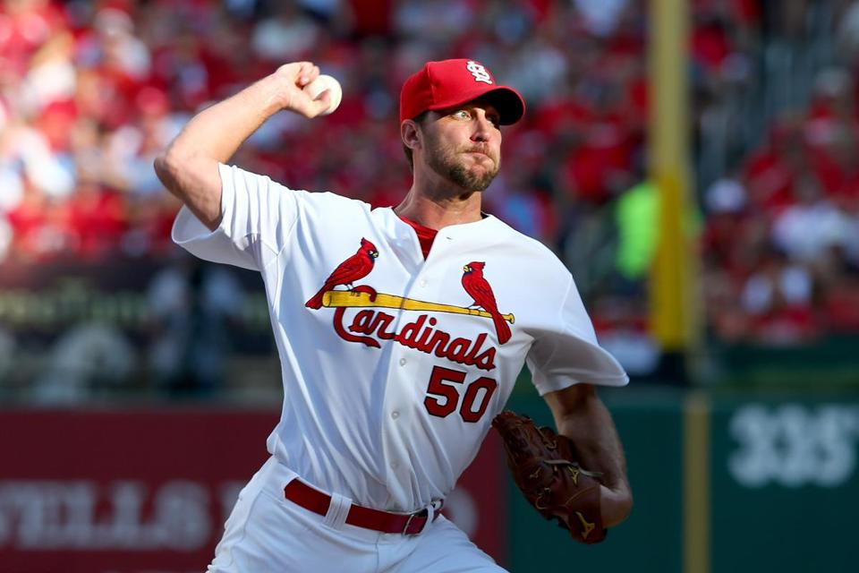 Righthander Adam Wainwright will start Game 5 for the Cardinals. The 19-game winner is 5-0 in his last six starts.