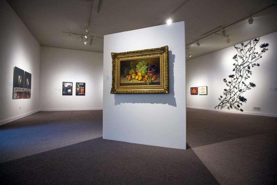 "The exhibit ""Still Life Lives!"" at the Fitchburg Art Museum."