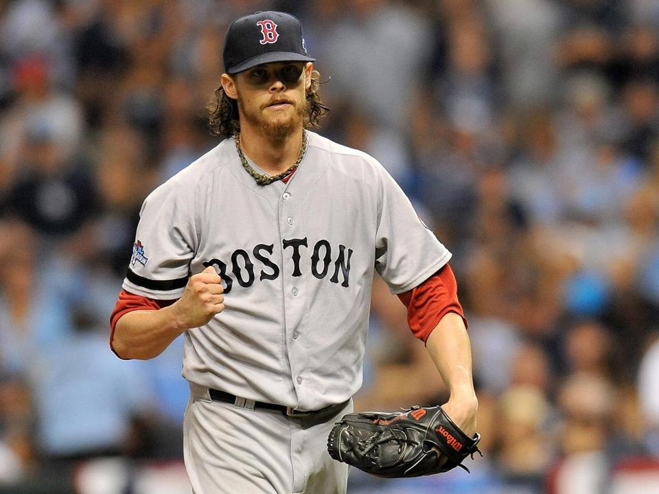 Clay Buchholz will start Game 2 of the ALCS.