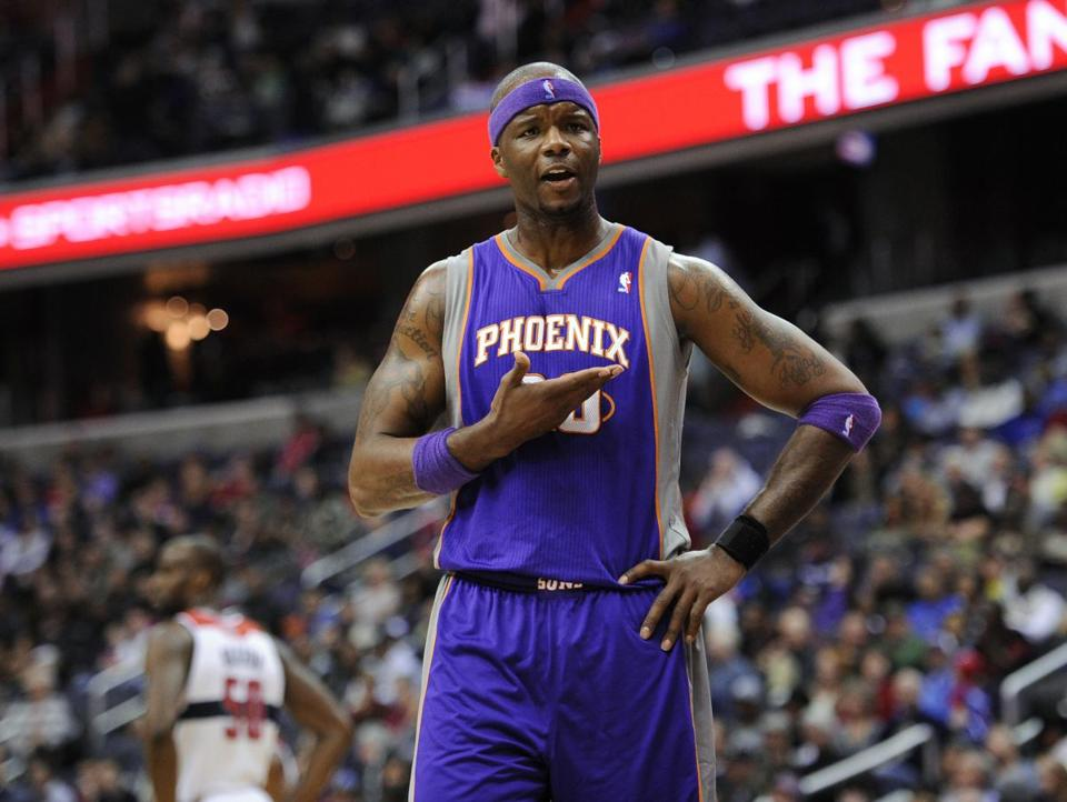 Among Golden State's offseason acquisitions was free agent center Jermaine O'Neal.